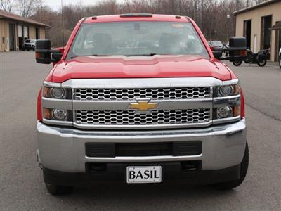 2019 Silverado 3500 Regular Cab DRW 4x4,  Reading Classic II Steel Service Body #19C31T - photo 5