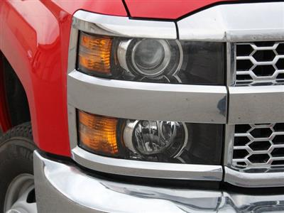 2019 Silverado 3500 Regular Cab DRW 4x4,  Reading Classic II Steel Service Body #19C31T - photo 8