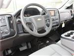 2019 Silverado 3500 Regular Cab DRW 4x4,  Reading Classic II Steel Service Body #19C31T - photo 24