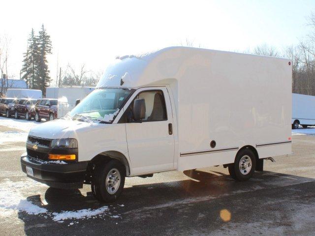 2019 Express 3500 4x2, Unicell Aerocell CW Cutaway Van #19C338T - photo 3