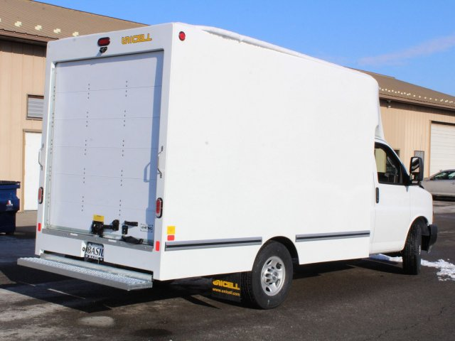 2019 Express 3500 4x2, Unicell Aerocell CW Cutaway Van #19C338T - photo 10