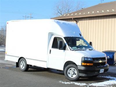 2019 Express 3500 4x2, Unicell Aerocell CW Cutaway Van #19C338T - photo 34