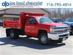 2019 Silverado 3500 Regular Cab DRW 4x4,  Crysteel Dump Body #19C33T - photo 1