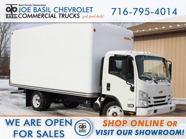 2019 LCF 4500 Regular Cab 4x2, Unicell Dry Freight #19C344T - photo 1