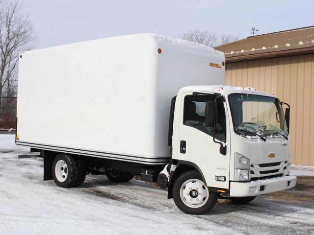 2019 LCF 4500 Regular Cab 4x2, Unicell Dry Freight #19C344T - photo 29