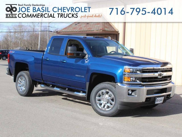 2019 Silverado 2500 Double Cab 4x4, Pickup #19C349T - photo 1