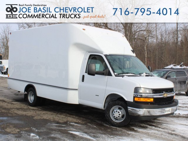 2019 Express 3500 4x2, Unicell Cutaway Van #19C372T - photo 1