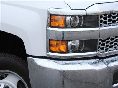 2019 Silverado 3500 Regular Cab DRW 4x4,  Reading Steel Stake Bed #19C37T - photo 13