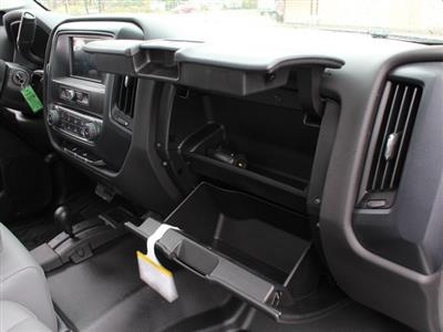 2019 Silverado 3500 Regular Cab DRW 4x4,  Reading Steel Stake Bed #19C37T - photo 37