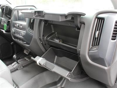 2019 Silverado 3500 Regular Cab DRW 4x4,  Reading Steel Stake Bed #19C37T - photo 38