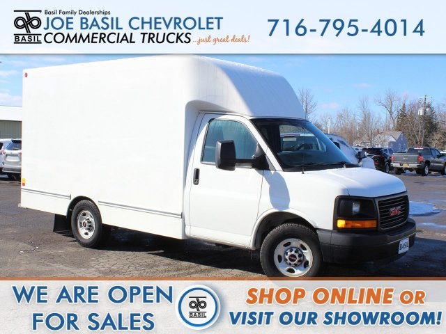 2014 GMC Savana 3500 RWD, Cutaway Van #19C384TU - photo 1