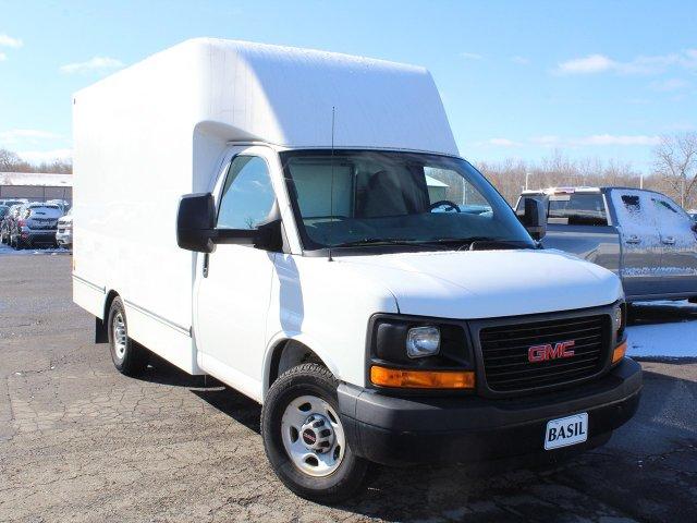 2014 GMC Savana 3500 RWD, Cutaway Van #19C384TU - photo 22