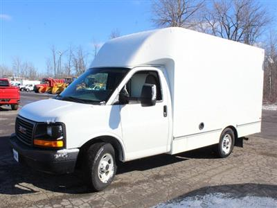 2014 GMC Savana 3500 RWD, Cutaway Van #19C384TU - photo 21
