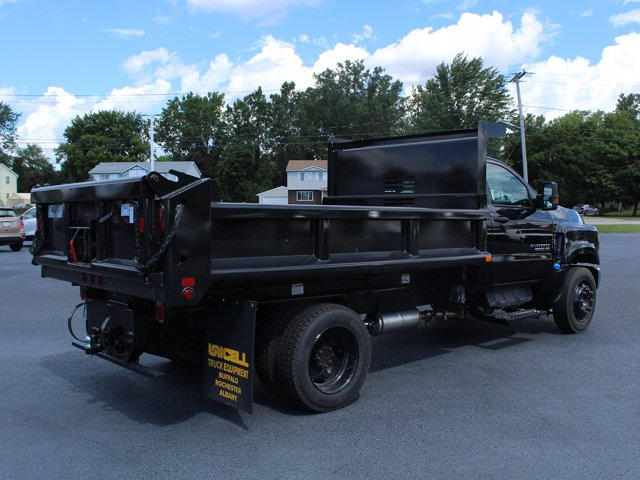 2019 Chevrolet Silverado 4500 Regular Cab DRW RWD, Air-Flo Dump Body #19C391TD - photo 1