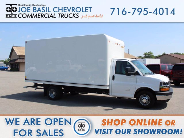 2019 Chevrolet Express 4500 RWD, Unicell Cutaway Van #19C395TD - photo 1