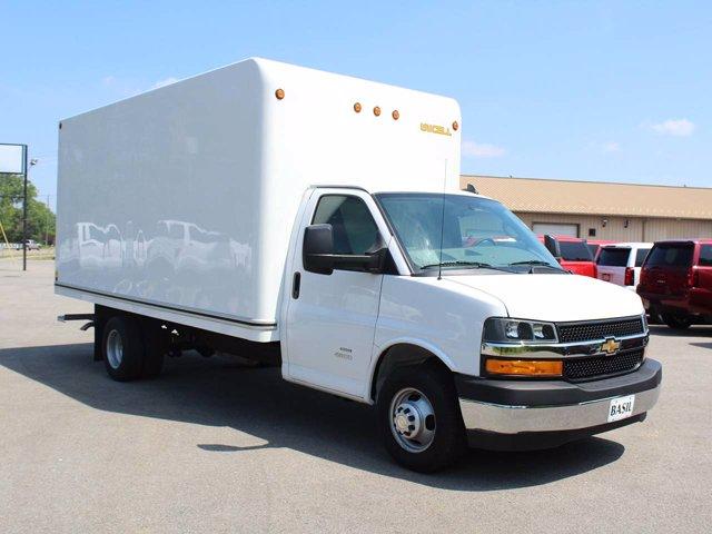 2019 Chevrolet Express 4500 4x2, Cutaway #19C395TD - photo 1