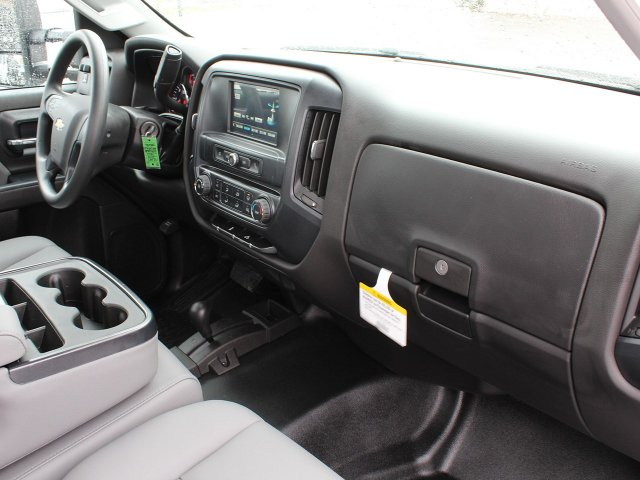 2019 Silverado 3500 Regular Cab DRW 4x4,  Rugby Stake Bed #19C39T - photo 31
