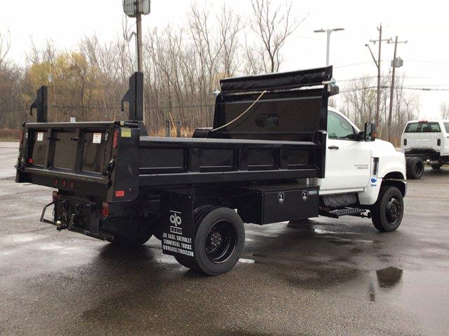 2019 Chevrolet Silverado 5500 Regular Cab DRW 4x4, Rugby Dump Body #19C400TD - photo 1