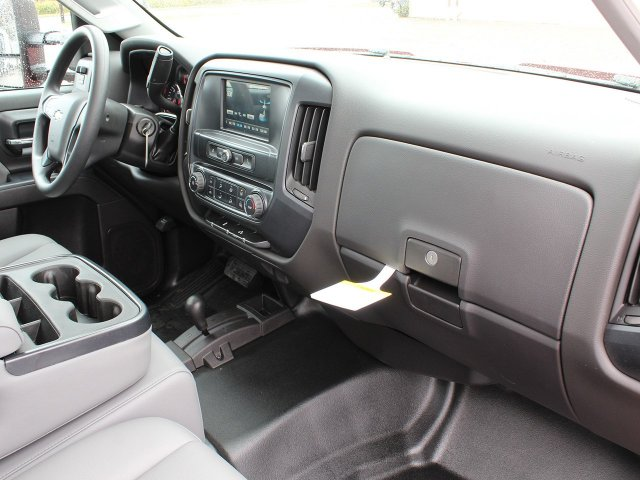 2019 Silverado 3500 Regular Cab DRW 4x4,  Rugby Stake Bed #19C41T - photo 29