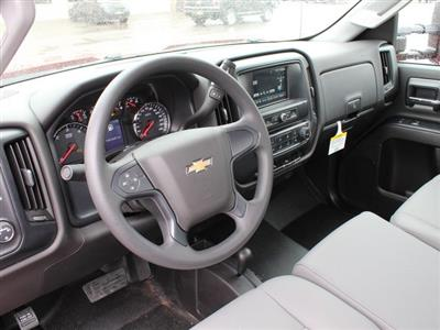 2019 Silverado 3500 Regular Cab DRW 4x4,  Rugby Series 2000 Stake Bed #19C41T - photo 21