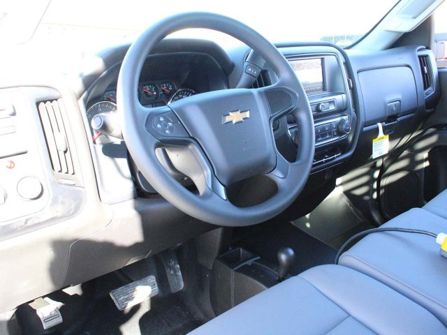 2019 Silverado 3500 Regular Cab DRW 4x4,  Crysteel E-Tipper Dump Body #19C42T - photo 21
