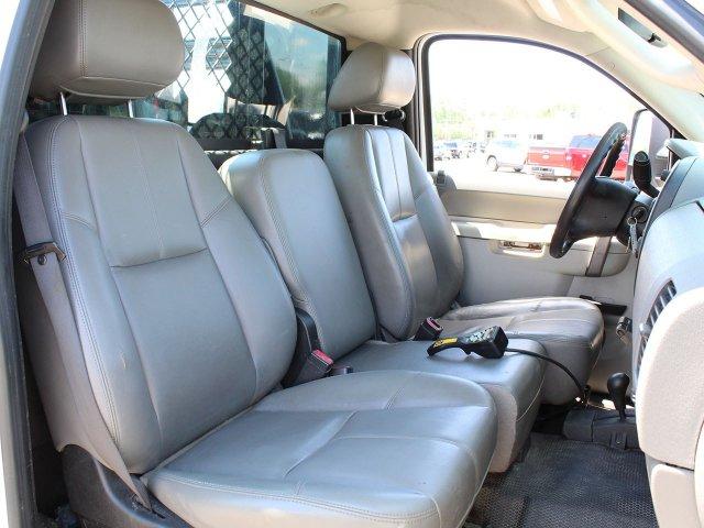 2010 Silverado 3500 Regular Cab 4x4,  Stake Bed #19C42TU - photo 23