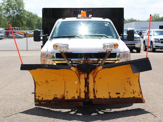 2010 Silverado 3500 Regular Cab 4x4,  Stake Bed #19C42TU - photo 7