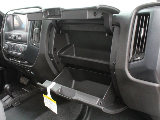 2019 Silverado 3500 Regular Cab DRW 4x4,  Crysteel Dump Body #19C43T - photo 26