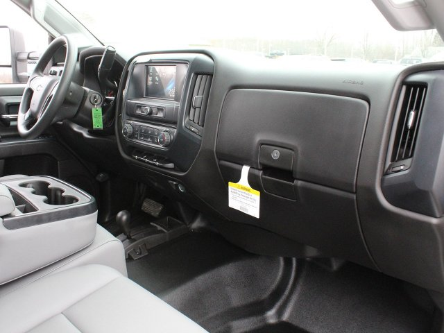 2019 Silverado 3500 Regular Cab DRW 4x4,  Crysteel Dump Body #19C43T - photo 27