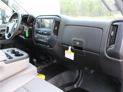 2019 Silverado 3500 Regular Cab DRW 4x4,  Crysteel E-Tipper Dump Body #19C44T - photo 26