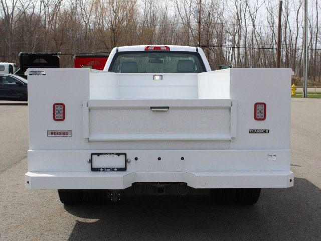 2019 Silverado 3500 Regular Cab DRW 4x4,  Reading Service Body #19C47T - photo 17