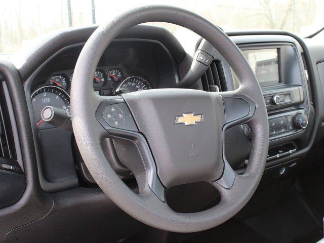 2019 Silverado 3500 Regular Cab DRW 4x4,  Reading Service Body #19C47T - photo 25