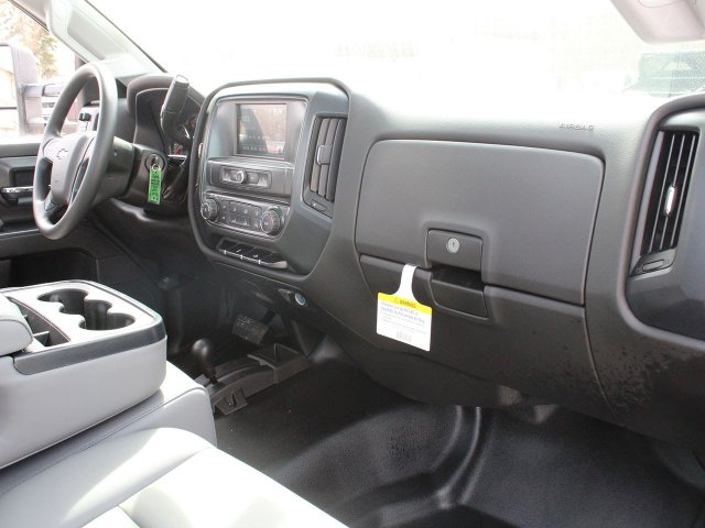 2019 Silverado 3500 Regular Cab DRW 4x4,  Reading Service Body #19C47T - photo 33