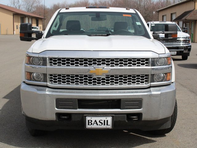 2019 Silverado 3500 Regular Cab DRW 4x4,  Reading Service Body #19C47T - photo 6