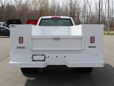 2019 Silverado 3500 Regular Cab DRW 4x4,  Reading Classic II Steel Service Body #19C47T - photo 17