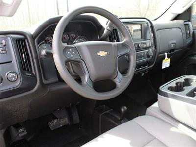 2019 Silverado 3500 Regular Cab DRW 4x4,  Reading Classic II Steel Service Body #19C47T - photo 28
