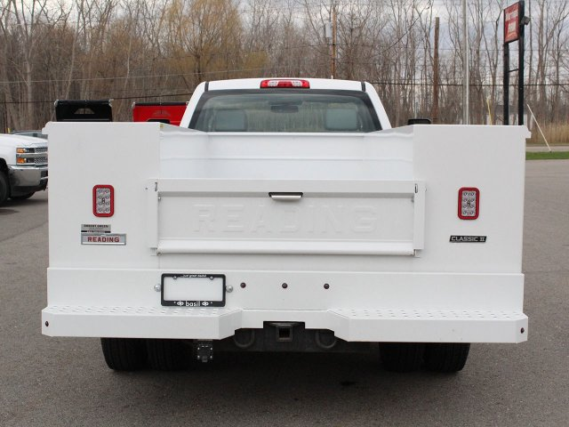 2019 Silverado 3500 Regular Cab DRW 4x4,  Reading Service Body #19C49T - photo 15
