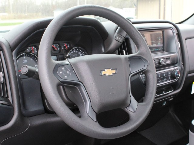 2019 Silverado 3500 Regular Cab DRW 4x4,  Reading Service Body #19C49T - photo 23