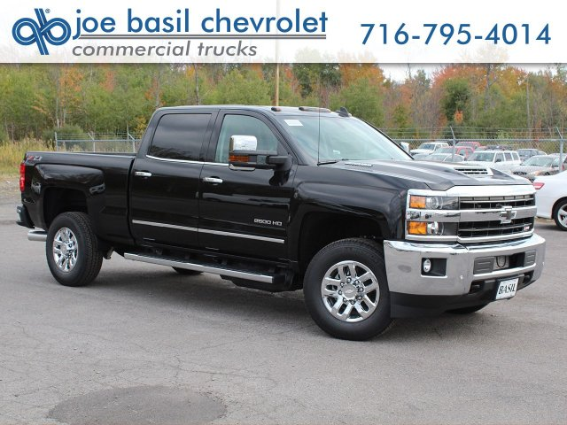 2019 Silverado 2500 Crew Cab 4x4,  Pickup #19C50T - photo 1