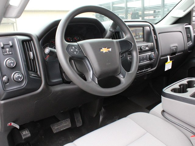 2019 Silverado 3500 Regular Cab DRW 4x4,  Air-Flo Pro-Class Dump Body #19C52T - photo 20
