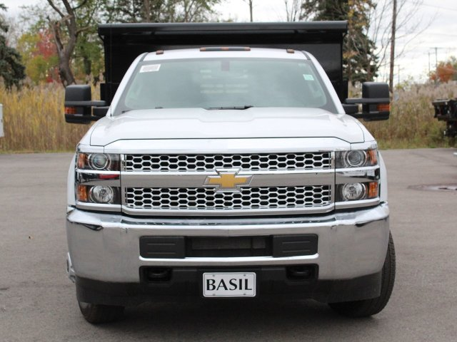 2019 Silverado 3500 Regular Cab DRW 4x4,  Air-Flo Pro-Class Dump Body #19C52T - photo 5
