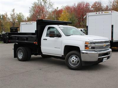 2019 Silverado 3500 Regular Cab DRW 4x4,  Air-Flo Pro-Class Dump Body #19C52T - photo 26