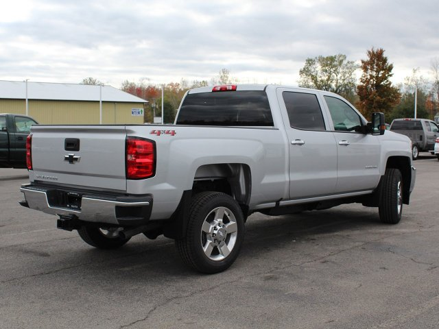 2019 Silverado 2500 Crew Cab 4x4,  Pickup #19C57T - photo 2