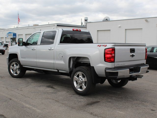 2019 Silverado 2500 Crew Cab 4x4,  Pickup #19C57T - photo 8