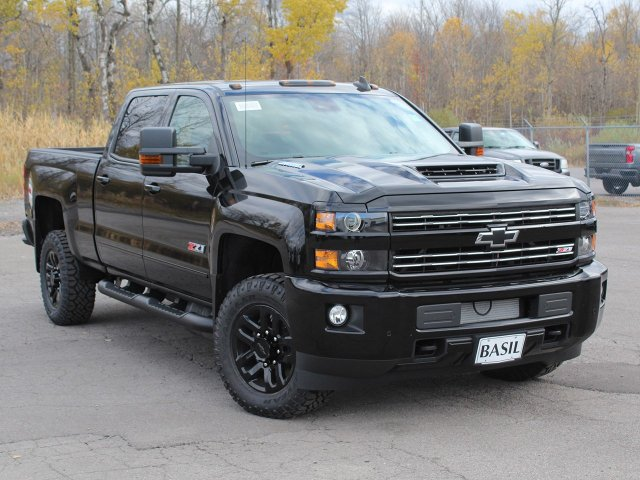 2019 Silverado 2500 Crew Cab 4x4,  Pickup #19C58T - photo 12