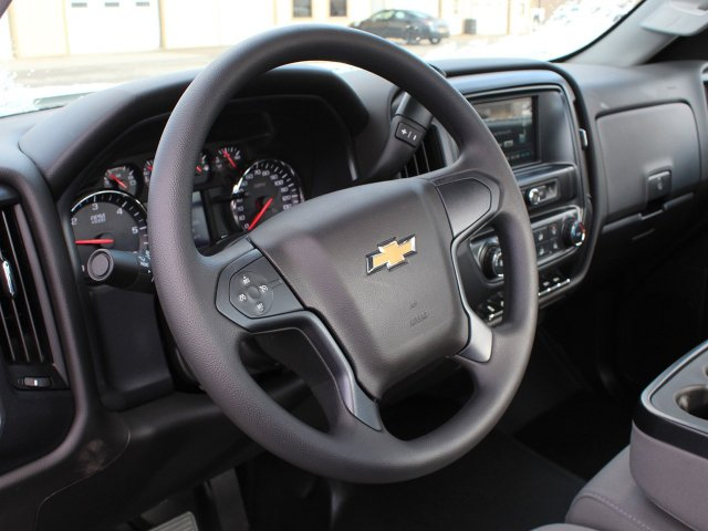 2019 Silverado 3500 Regular Cab DRW 4x2,  Knapheide Stake Bed #19C63T - photo 19