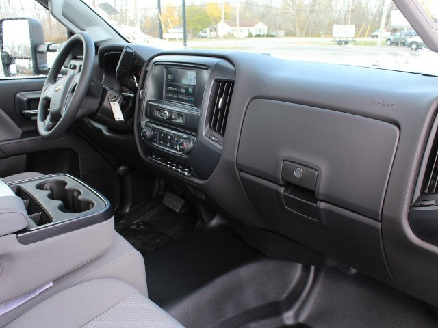 2019 Silverado 3500 Regular Cab DRW 4x2,  Knapheide Value-Master X Stake Bed #19C63T - photo 31