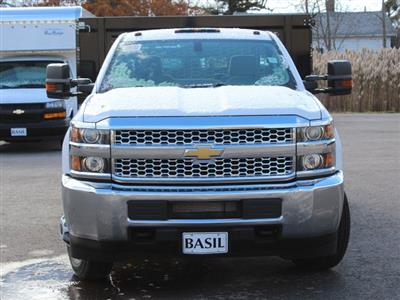 2019 Silverado 3500 Regular Cab DRW 4x2,  Knapheide Value-Master X Stake Bed #19C63T - photo 5