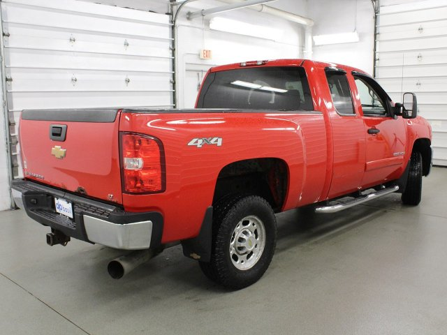 2007 Silverado 2500 Extended Cab 4x4,  Pickup #19C64TUV - photo 2