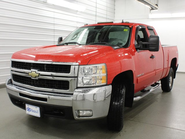 2007 Silverado 2500 Extended Cab 4x4,  Pickup #19C64TUV - photo 21